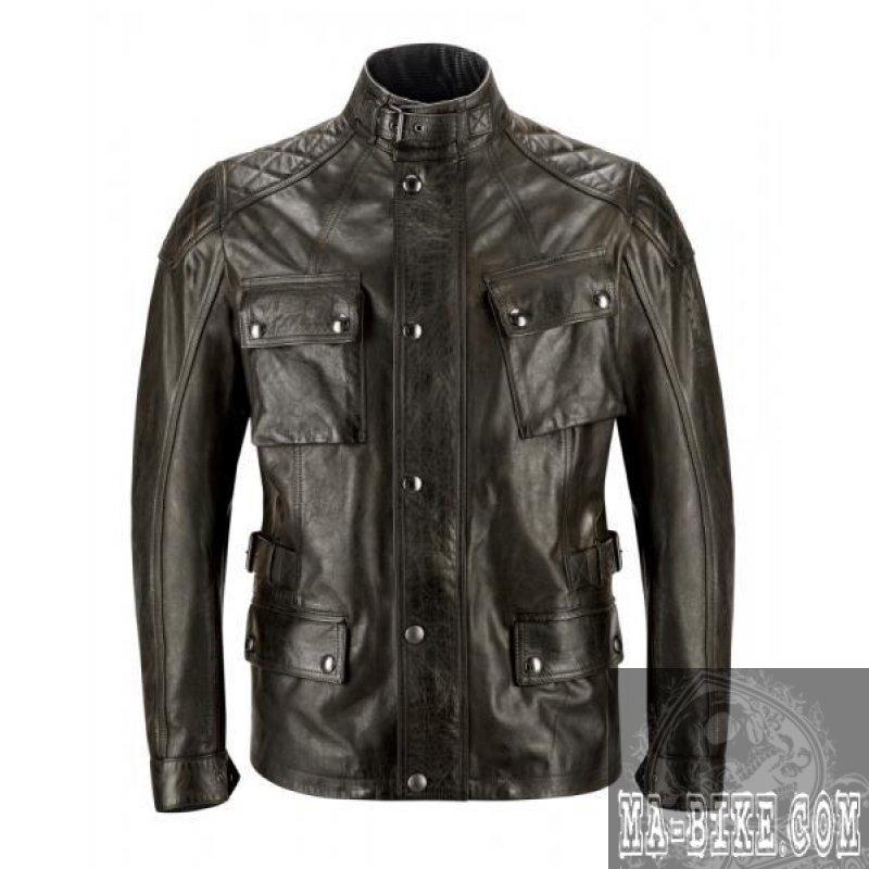 belstaff turner jacket herren lederjacke ant black schwarz. Black Bedroom Furniture Sets. Home Design Ideas