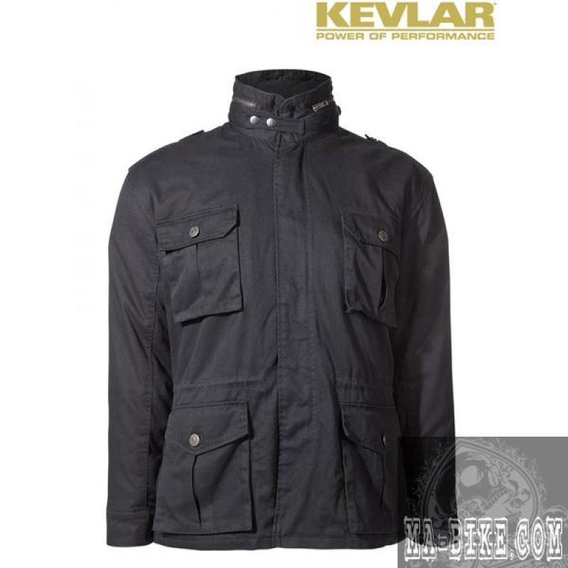 john doe kamikaze field jacket m 65 herren motorradjacke schwarz 349. Black Bedroom Furniture Sets. Home Design Ideas