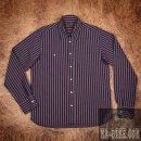 Pike Brothers 1937 Roamer Shirt Iwaki Blue