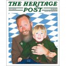 The Heritage Post  No.18 Magazin für Herren Ausgabe Juli...