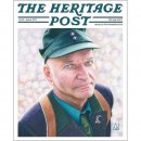 The Heritage Post No. 20 Magazin für Herren Ausgabe Januar 2017