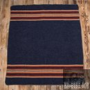 Pike Brothers 1969 Denakatee Blanket Navy Wolldecke...