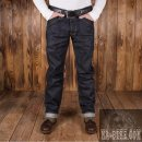 Pike Brothers 1958 Herren Jeans Chopper Pant Denim 15Oz