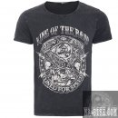 "King Kerosin Herren T Shirt Motor ""King of the..."