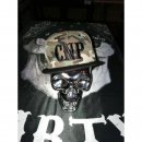 CnP Baseball Kappe Camouflage Choppers n Partys