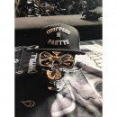 CnP Baseball Kappe Choppers n Partys Schwarz