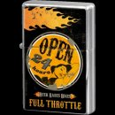 Feuerzeug Best Garage Full Throttle Open 24h