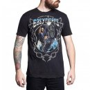 Affliction Easyriders Moon Rider Black Herren Shirt