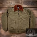 Pike Brothers B10 Flight Jacket Olive Jacke Military