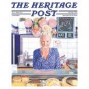 The Heritage Post No.6 Frauen Ausgabe Magazin August 2015