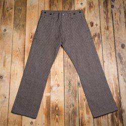Pike Brothers 1942 Hunting Pant brown wabash ohne Schutzfunktion Hose