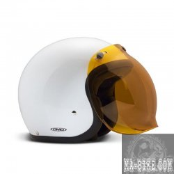 DMD 2018 Bubble Visor Orange für DMD Vintage Jethelme