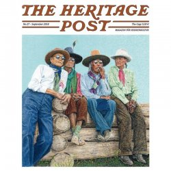 The Heritage Post No. 27 Magazin für Herren Ausgabe September 2018