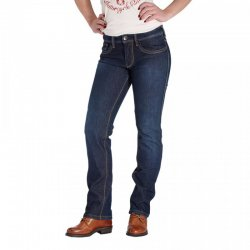 Rokker Jeans Revolution Stretch Lady Damen Motorradjeans