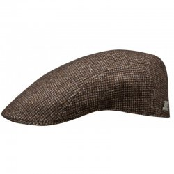 Stetson Madison Virgin Wool Kappe Braun