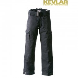 John Doe Kamikaze Defense Herren Cargohose Regular Schwarz