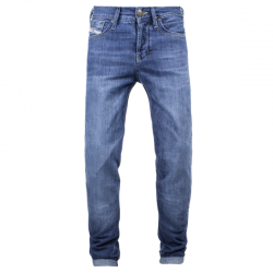 John Doe Kamikaze Defense Herren Motorradjeans Denim Light Blue