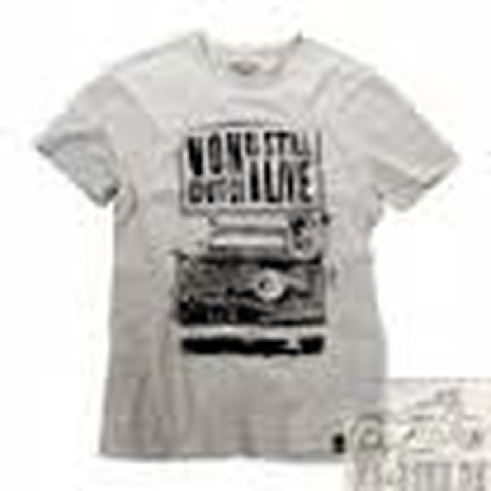 Von Dutch Truck Slim Fit Herren T-Shirt