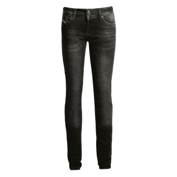 John Doe Betty XTM Vintage High Waist Black Damen Jeans...