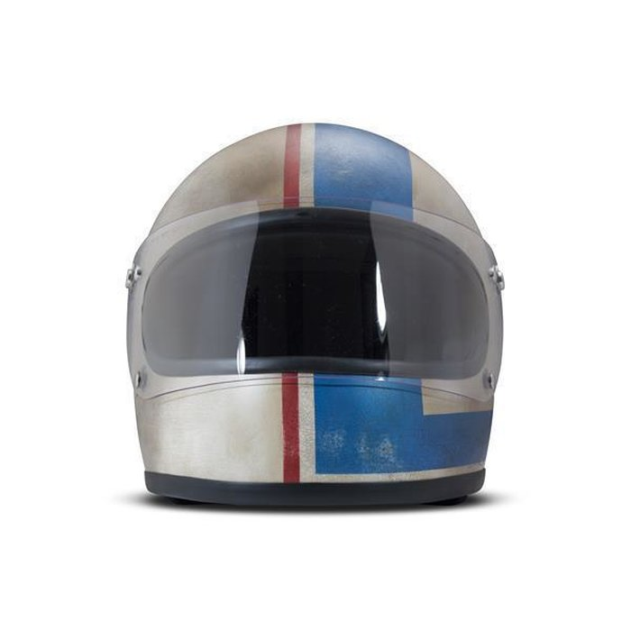 DMD 2018 Rocket R 80 Carbon Retro Visier Integralhelm ECE 22.05