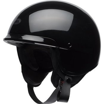 Bell Scout Air Black Gloss Jet Helmet ECE 22.05