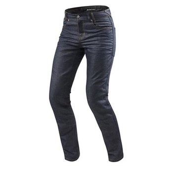 REV´IT Jeans Lombard 2 RF Motorcycle Jeans Darkblue