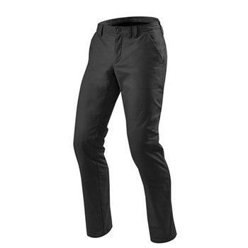 REV´IT Mens Pant Alpha Black Motorcycle Pant