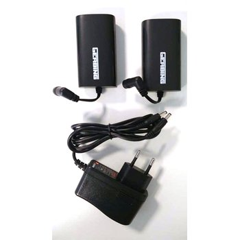 Gerbing´s 7V Rechargeable Lithium-Ion Battery Set 3.4Ah...