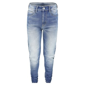 Rokkertech High Waist Slim Lady Denim Damen Motorradjeans