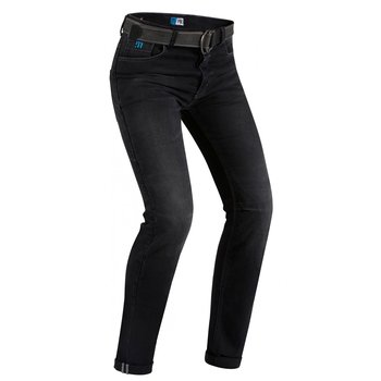 PMJ Legend Caferacer Men´s Motorcycle Jeans Black