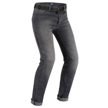 PMJ Legend Caferacer Men´s Motorcycle Jeans Grey