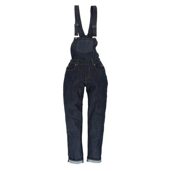 Resurgence Gear Ladies Pekev Dungarees Raw Denim
