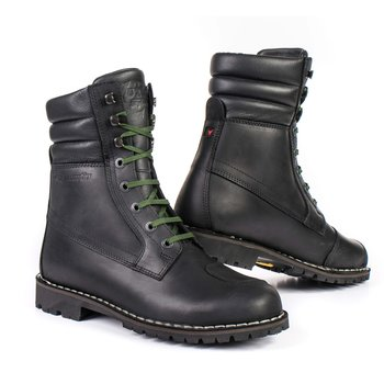 Stylmartin Continental Motorcycle Boots Talla 40 Rosso